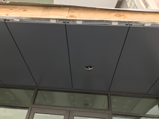Composite Panel Canopy